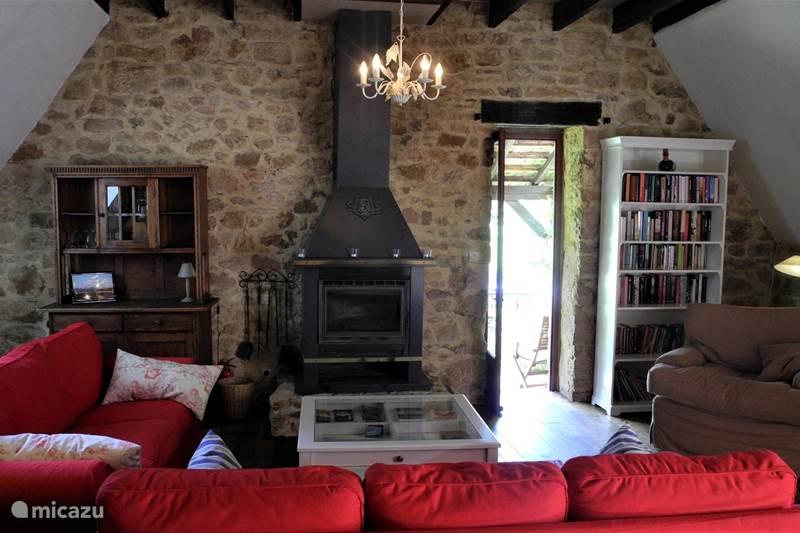Vakantiehuis Frankrijk, Dordogne, Grolejac Vakantiehuis Les Cèpes
