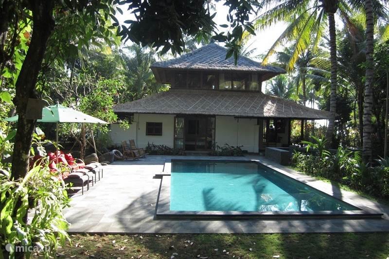 Vakantiehuis Indonesië, Bali, Tejakula Villa The Wantilan in Tejakula