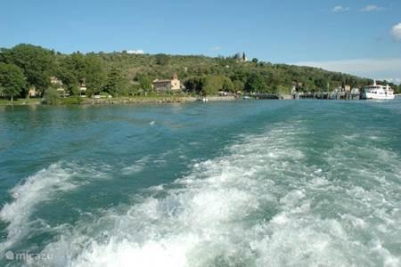 Boottocht op het Trasimeno-meer