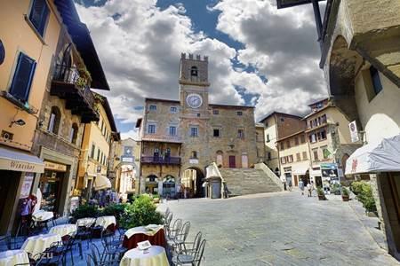 Cortona, Gemeentehuis