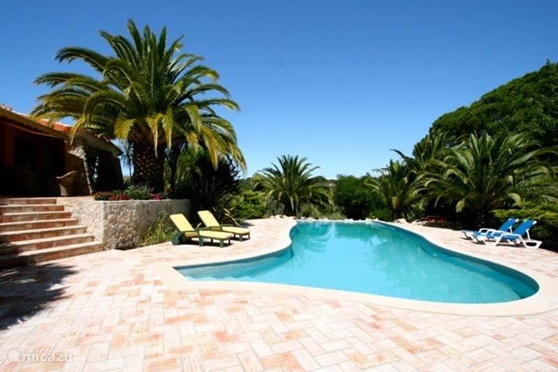 Vakantiehuis Portugal, Algarve, Aljezur Villa Casa Borboleta