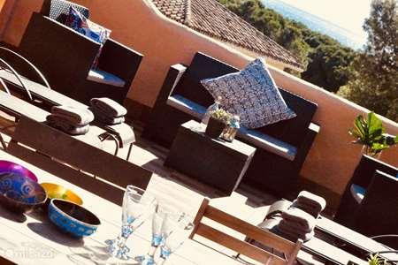 Ferienwohnung Spanien, Costa del Sol, Marbella ferienhaus Wunderschönes Haus mit 360 'Blick