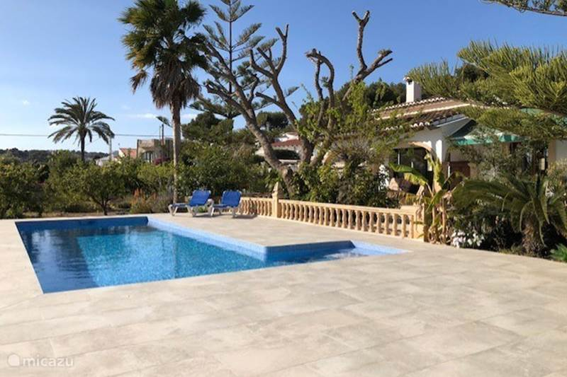 Vakantiehuis Spanje, Costa Blanca, Moraira Villa DaVinci
