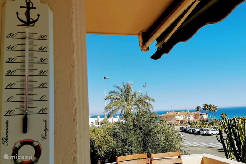 Vakantiehuis Spanje, Costa Blanca, El Campello Appartement Brisa Marina