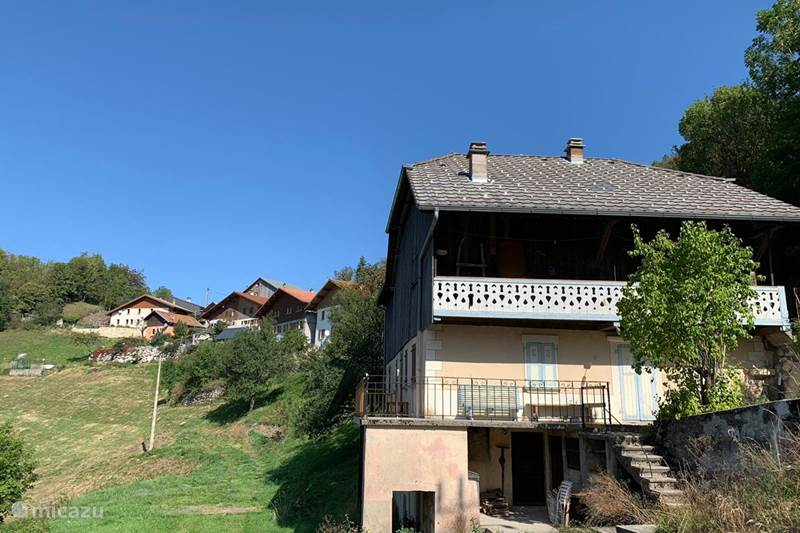 Vakantiehuis Frankrijk, Haute-Savoie, La Forclaz Boerderij Maison a Belmont