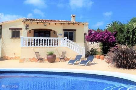 Vakantiehuis Spanje – villa Villa La Rioja