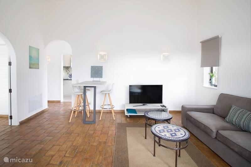 Vakantiehuis Portugal, Algarve, Carvoeiro Appartement Casa Aruba