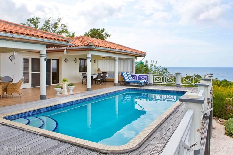 Vacation rental Curaçao, Banda Abou (West), Coral Estate, Rif St.Marie Villa Villa E Shete Shelo