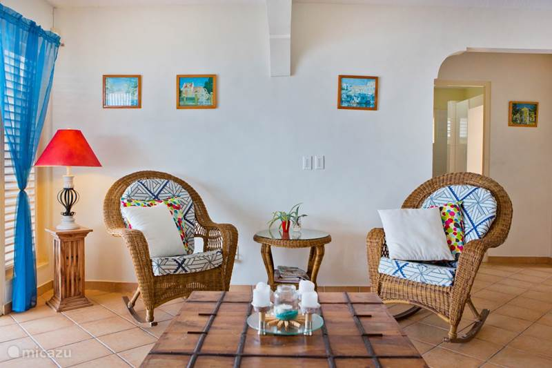 Vakantiehuis Curaçao, Banda Abou (west), Coral Estate, Rif St.Marie Villa Villa E Shete Shelo