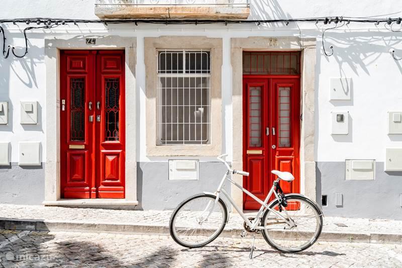 Vakantiehuis Portugal, Algarve, Tavira Appartement Casa do Bispo