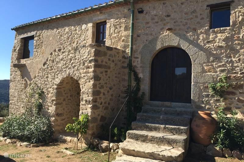 Vakantiehuis Spanje, Costa Brava, Agullana Landhuis / Kasteel Can Maimes