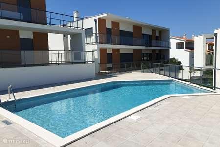 Vakantiehuis Portugal, Costa de Prata, Salir Do Porto appartement Na Baía
