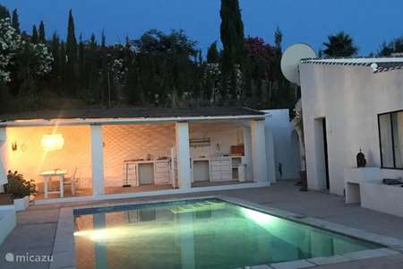 Ferienwohnung Spanien, Andalusien, Cómpeta ferienhaus Casa Baron