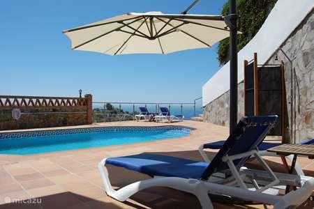 Vakantiehuis Spanje, Costa Tropical, La Herradura - villa Villa Vista Bahía