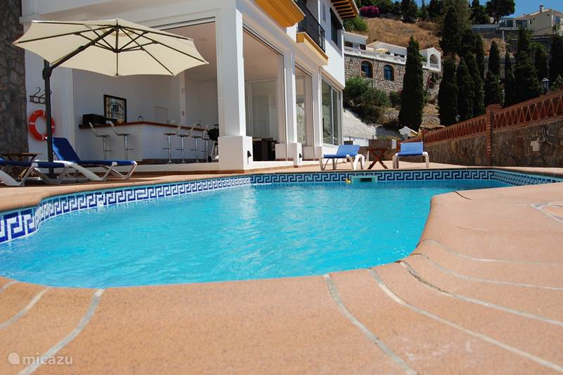 Vakantiehuis Spanje, Costa Tropical, Almuñécar Villa Villa Vista Bahía