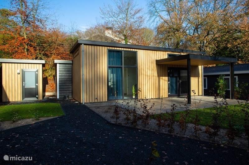 Vakantiehuis Nederland, Utrecht, Rhenen Chalet Cubistische woning in de bossen - 10