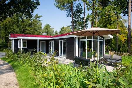 Vacation rental Netherlands, Utrecht, Rhenen chalet Luxury six-person home! - Nr. 141