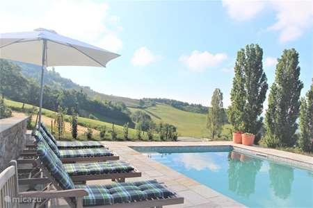 Vakantiehuis Italië, Marche, Valle Avellana villa Il Poggio
