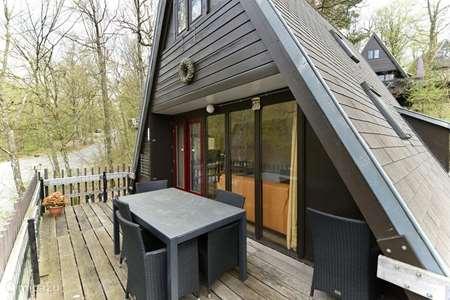 Vakantiehuis België, Ardennen, Durbuy chalet Chalet 127