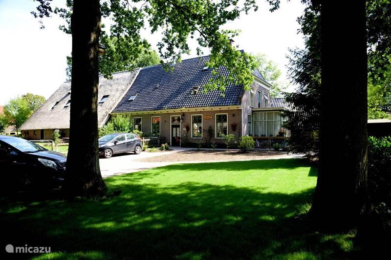 Vakantiehuis Nederland, Drenthe, Oosterhesselen Appartement De Corylus Vakantie Appartement