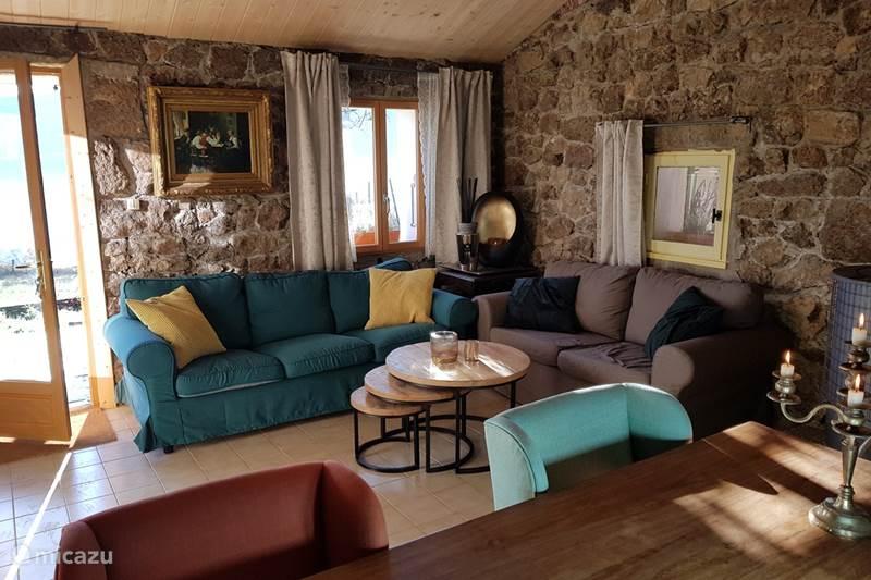 Vakantiehuis Frankrijk, Ardèche, Lamastre Vakantiehuis Maison Trachellier