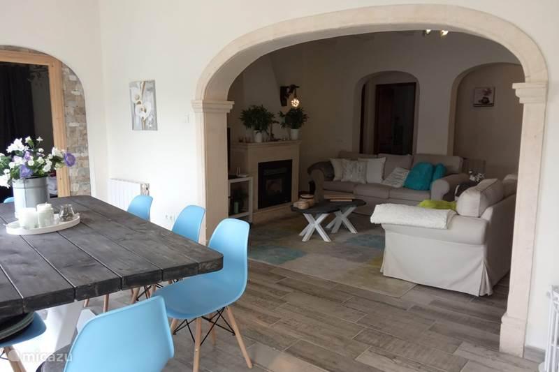 Vacation rental Spain, Costa Blanca, Javea Holiday house Casa Magic