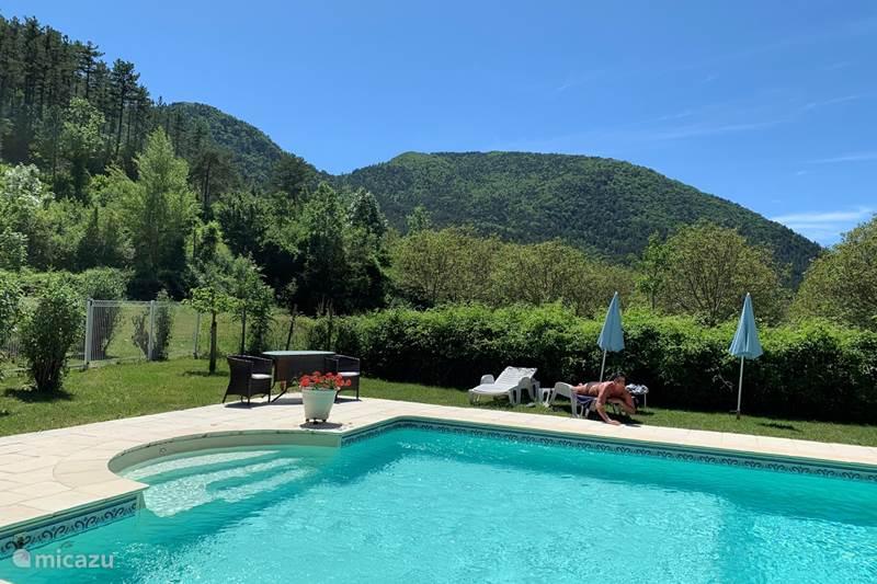 Vakantiehuis Frankrijk, Drôme, Châtillon-en-Diois Gîte / Cottage Les Capucines 6