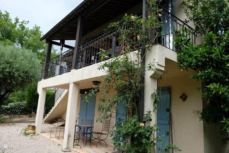 Vakantiehuis Frankrijk, Var, Montauroux Villa Villa Les Iris