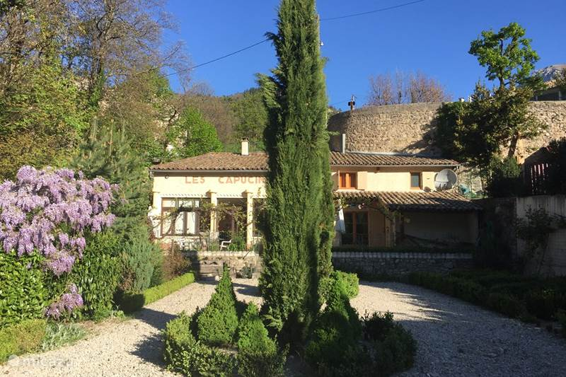 Vakantiehuis Frankrijk, Drôme, Châtillon-en-Diois Gîte / Cottage  Les Capucines 3