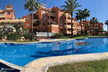 Vakantiehuis Spanje, Costa del Sol, Benajarafe - appartement Tulipanes is mooi/goed/betaalbaar