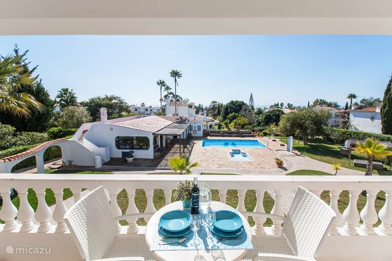 Vakantiehuis Portugal, Algarve, Carvoeiro Studio Casa Bermuda