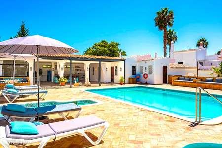 Vakantiehuis Portugal, Algarve, Carvoeiro appartement Casa Dominica