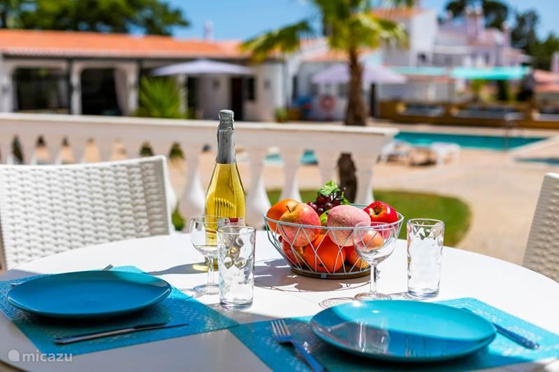 Vakantiehuis Portugal, Algarve, Carvoeiro Appartement Casa Formentera
