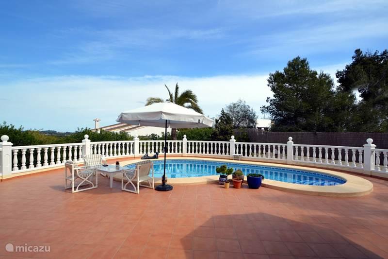 Vakantiehuis Spanje, Costa Blanca, Benitachell Villa Luxe villa met privé zwembad