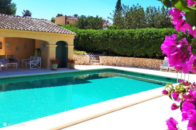 Vakantiehuis Spanje, Costa Blanca, Benitachell Vakantiehuis La Casita del Sur