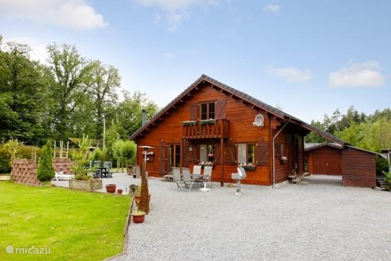 Ferienwohnung Belgien, Ardennen, Erezée Chalet Chalet Pidoux