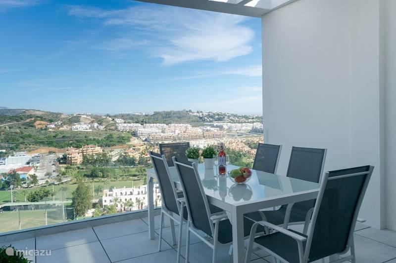 Vakantiehuis Spanje, Costa del Sol, La Cala de Mijas Appartement Casa Banderas