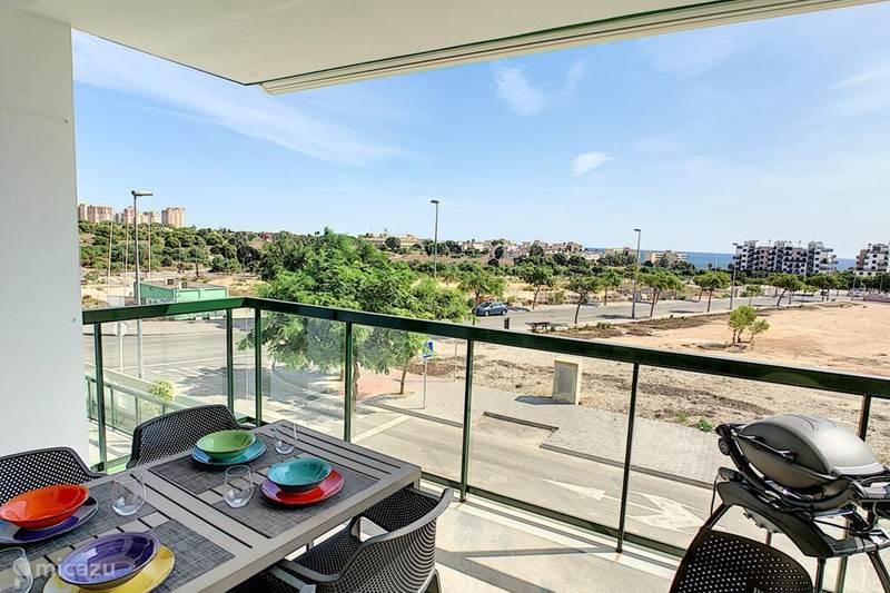 Vakantiehuis Spanje, Costa Blanca, Orihuela Costa Appartement Residencial Garda 2/ Orihuela Costa