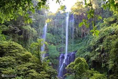 Sekumpul watervallen