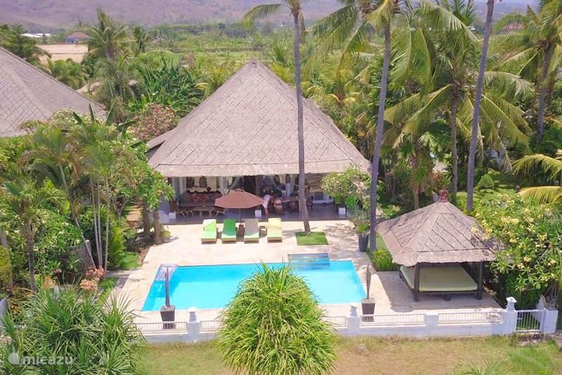 Vakantiehuis Indonesië, Bali, Dencarik Villa Villa Paradise Lovina