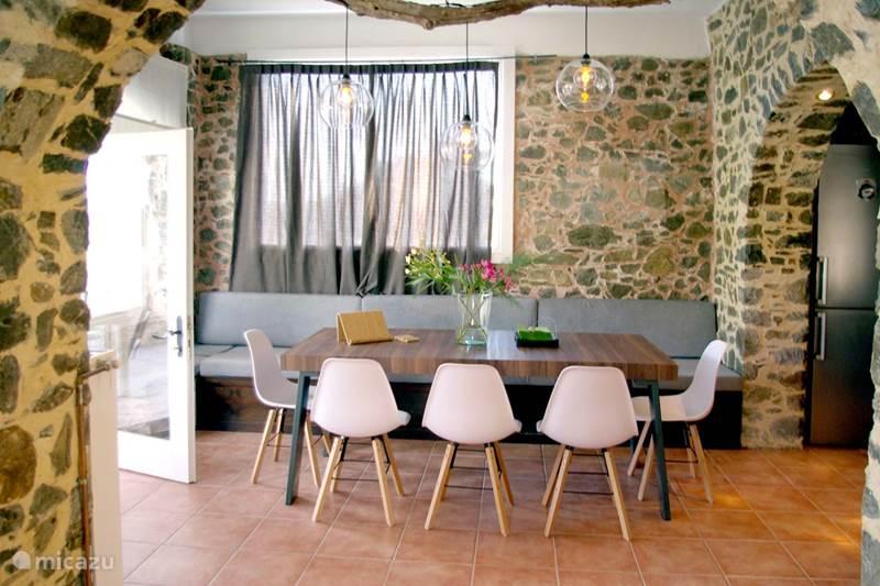 Vakantiehuis Griekenland, Kreta, Heraklion Vakantiehuis Farmer House