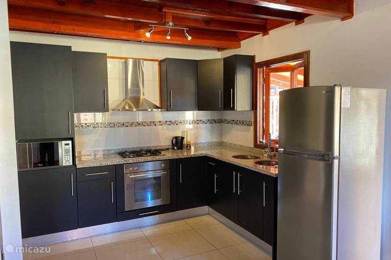 Vacation rental Curaçao, Curacao-Middle, Abrahamsz Holiday house Luxury bungalow