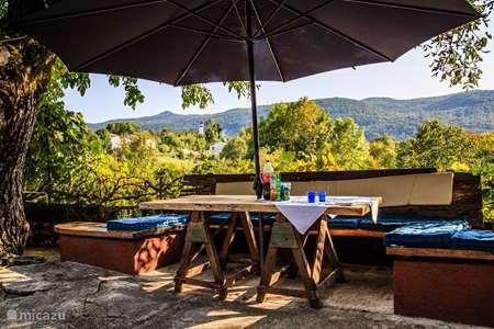 Vacation rental Croatia, Kvarner Gulf, Žejane holiday house Holiday House FloPe