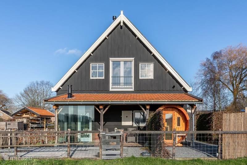 Vakantiehuis Nederland, Utrecht, Schalkwijk Vakantiehuis Logeren in de Linie Onderhuys