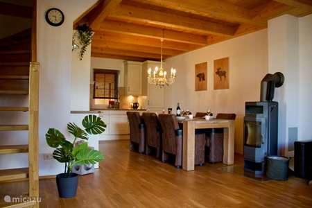 Vacation rental Austria, Carinthia – holiday house Chalet Casa Nostra