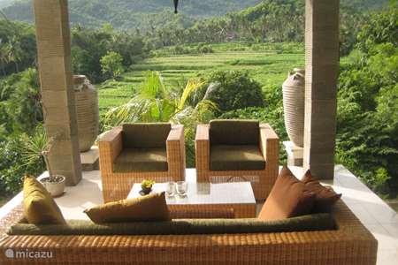 Vakantiehuis Indonesië, Bali, Singaradja villa Puri Bulan Villa Jeruk