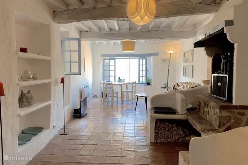 Vakantiehuis Frankrijk, Alpes-Maritimes, Tourrettes-sur-Loup Stadswoning Chez Franck