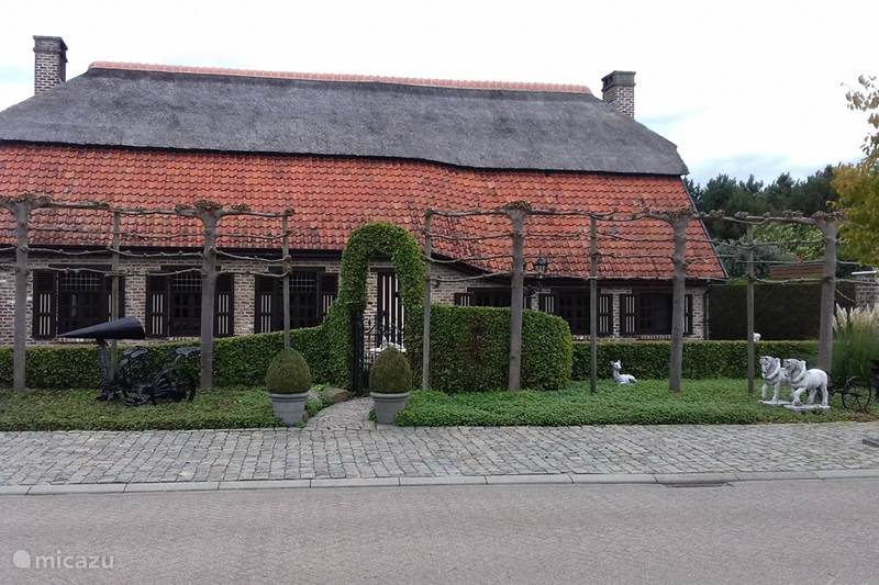 Vakantiehuis België, Antwerpen, Retie Appartement Vakantieverblijf-Beestenboel