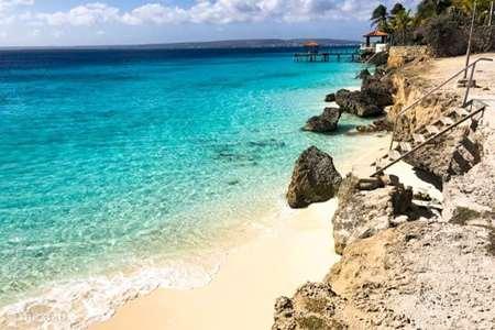 Ferienwohnung Bonaire, Bonaire, Belnem villa Schöne Villa am Bachelor's Beach