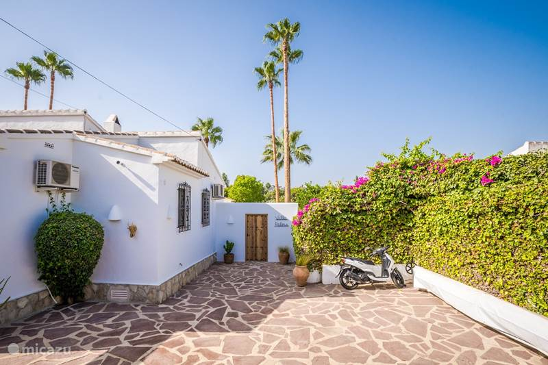 Vakantiehuis Spanje, Costa Blanca, Javea Villa Villa Palms